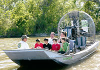 Airboat Ride with Round-Trip Transport from New Orleans Photos