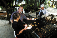 Alaskan Salmon Bake from Juneau Photos
