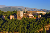 Alhambra Half-Day Tour and Private Alhambra Sightseeing Flight Photos