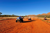 Alice Springs Quad Bike Undoolya Discovery Tour Photos