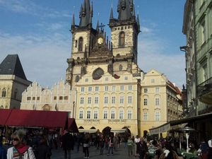Small-Group Prague Walking Tour: Malá Strana, Prague Castle and St Vitus Cathedral