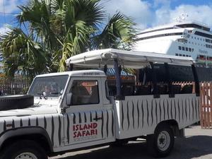 Island Safari 4x4 Discovery Tour from St John's Photos