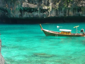 Krabi to Phi Phi Islands by Speedboat Photos