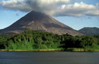 Arenal Volcano and Hot Springs Photos