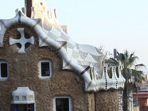 Artistic Barcelona Including Gaudi's La Sagrada Familia and Skip-the-Line Entry to Park Güell Photos