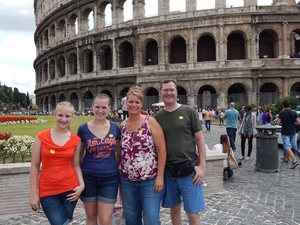 Skip the Line: Ancient Rome and Colosseum Half-Day Walking Tour Photos