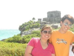 Tulum Ruins and Tankah Park Eco-Adventure Tour Photos