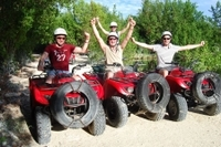 ATV Tour in St Lucia Photos