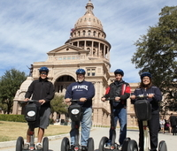 Austin Sightseeing Segway Tour Photos