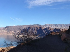 Hoover Dam Mountain Bike Tour  Photos