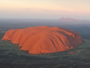 Uluru and Kata Tjuta Tour by Helicopter from Ayers Rock Photos