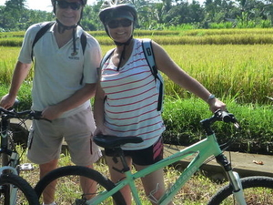 Bali Cycling Eco Tour with Buffet Lunch Photos
