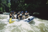 Bali Jungle White Water Rafting Adventure  Photos