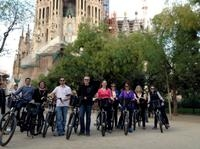 Barcelona Electric Bike Tour Including La Sagrada Familia Photos