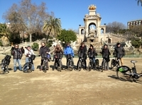 Barcelona Electric Bike Tour: Montjuic, Gaudi or Bohemian Neighborhoods Experience Photos