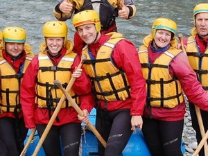 Queenstown Shotover River White Water Rafting Photos