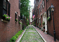 Boston Photography Tour: Beacon Hill Photos