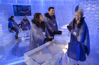 Boston's Frost Ice Bar Photos