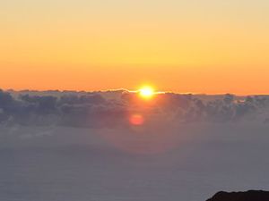 Spectacular Haleakala Maui Sunrise Tour Photos