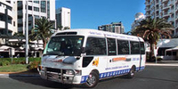 Brisbane Departure Transfer Shuttle from Hotel to Airport Photos