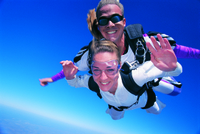 Brisbane Tandem Sky Dive Photos