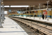 Cairo Railway Station Private Departure Transfer Photos