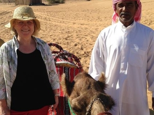 Falconry Experience and Wildlife Tour in Dubai Photos