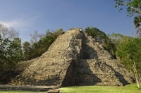 Cancun Combo: Xel-Ha and Coba Ruins in One Day from Cancun Photos