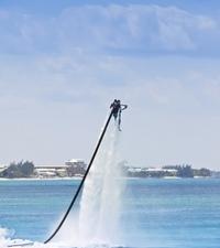 Cancun Jetpack Experience Photos
