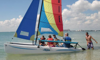 Catamaran Sailing Lesson or Boat Rental in Biscayne Bay Photos