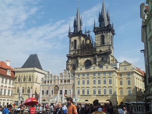 Prague by Night: Small-Group Walking Tour and Vltava River Cruise Photos