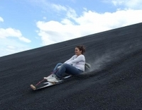 Cerro Negro Volcano Sandboarding Tour from Managua Photos