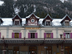 Chamonix and Mont Blanc Photos