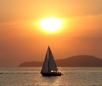 Champagne Sunset Cruise in Providenciales Photos