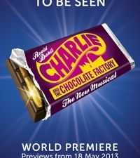 Charlie and the Chocolate Factory Theater Show in London Photos