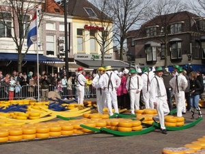 Alkmaar Cheese Market and Dutch Windmills Half-Day Trip from Amsterdam Photos