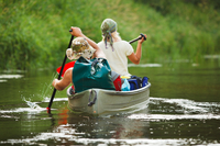 Chena River Canoe Adventure from Fairbanks Photos