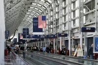 Chicago Airport Departure Transfer Photos