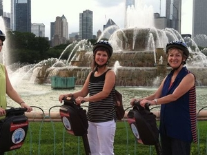 Chicago Segway Night Tour Photos