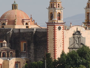 Puebla and Cholula Day Trip from Mexico City Photos