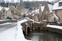 Christmas Day Tour: Stonehenge, Bath and the Cotswolds Photos
