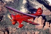 Classic Biplane Tour of Sedona Photos