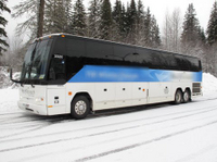 Coach Transfer from Downtown Vancouver to Whistler Village Photos