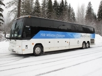 Coach Transfer from Whistler to Vancouver International Airport Photos