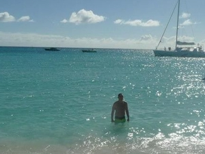 Anguilla Day Trip from St Maarten: Catamaran Sail with Snorkeling at Shoal Bay Photos