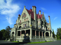 Craigdarroch Castle in Victoria Photos
