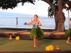 Old Lahaina Luau Maui Photos