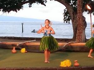 Old Lahaina Luau Maui Photos