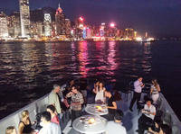 Deluxe Symphony of Lights Hong Kong Harbour Night Cruise by Luxury Yacht Photos