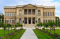 Dolmabahce Palace Tour in Istanbul Photos